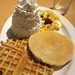 エッグスンシングス - 料理写真:お子様セット