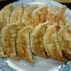 ぎょうざの満洲 - 料理写真:ダブル餃子定食529円