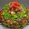 うさぎ - 料理写真:和牛スジコンねぎ焼