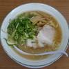 第一旭 - 料理写真:鉄人ラーメン(並)