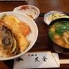 天金 - 料理写真:彩天丼