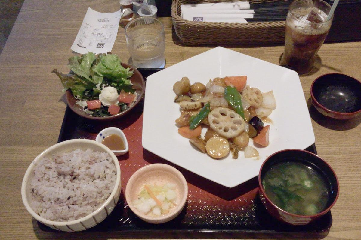 大戸屋 ウィングキッチン京急蒲田店