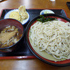 城 - 料理写真:肉汁うどん(864円)_2015-12-16