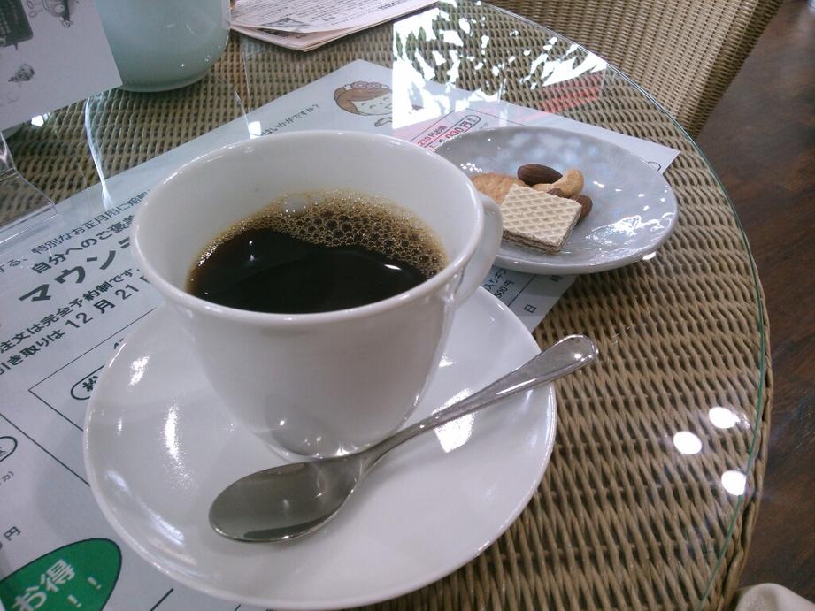 コーヒー ロースト 津店