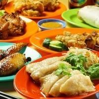 CP抜群のマレーシア料理