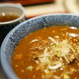 たん清 - 料理写真:タンシチューアップ