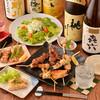 串焼き専科 すずか - 料理写真:色とりどりのお酒とお料理をご用意致しております。