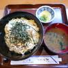 まつもと食堂 - 料理写真:親子丼(650円)