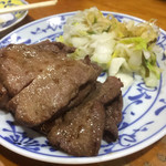 八たん - 料理写真:焼きタン一人前