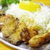 とんかつ 万平 - 料理写真:カキバター焼き