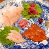 わかどり小林 - 料理写真:刺身盛り合わせ