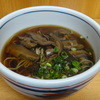 三島そば - 料理写真:椎茸そば