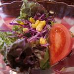 ギィオットーネ - ランチのサラダ