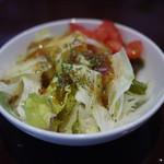 ハワイアンカフェ フラ・ラ 2 - 料理写真:サラダ~☆
