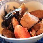 茶房 たんぽぽ - 煮物