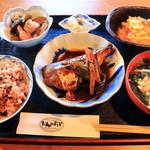 茶房 たんぽぽ - たんぽぽ膳(玄米・お飲み物付き)