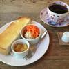 アガペ カフェ - 料理写真:こんな感じでモーニング