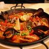 カサデフジモリ - 料理写真:魚介のパエリア