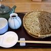 蕎麦 二天 - 料理写真:ざる 二色 850円