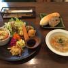 マガザンプラス - 料理写真:お昼のメニュー  1200円