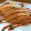 エッグチキン - 料理写真:151219 昔風ケチャップのオムライス