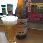 エッグチキン - 151219 瓶ビール
