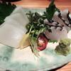 居酒家 でいりぐち - 料理写真:イラブチャーとセーイカ刺身