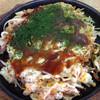 ほんだ - 料理写真:広島風お好み焼き 肉玉