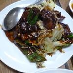 鴻翔中国料理 四川閣 - 回鍋肉