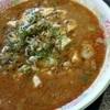 坦々麺や 昇龍天 - 料理写真:麻婆豆腐担々麺(期間限定)