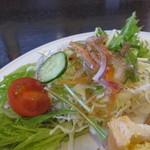 オーチャードグラス - ガルニお野菜