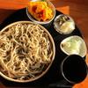 そば道楽 - 料理写真:もりそば(600円)