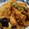 銀座 天一 - 料理写真:ランチ天丼(海老小さい