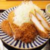 とんかつ 田 - 料理写真:週替わり定食(900円) ヒレカツとイカフライ