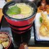 丸亀うどん - 料理写真:天釜うどん