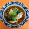 ごま田郎 - 料理写真:しょうゆらーめん(630円)
