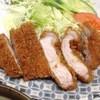 キッチンひさご - 料理写真:ロースカツ