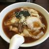 らーめん 来集軒 - 料理写真:「ワンタン麺」770円