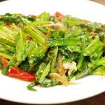 小城 - 炒油麦菜