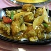 中国料理 華林 - 料理写真:カキの鉄板焼き