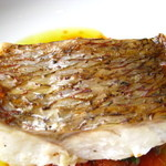 ニューヨーク・グリル - 初の魚のメイン