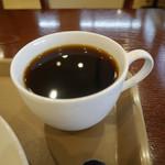 カフェテラス - 2015/11/30  コーヒー付いてます!