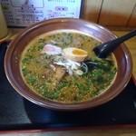 麺や 宝龍 - 料理写真:ごまらぁ麺