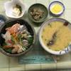 いけす一栄 - 料理写真:刺盛丼=1200円 12月11日 実食