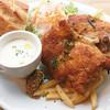 プリンツ - 料理写真:<ランチ>鶏もも肉のコンフィプレート