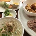 ロータスパレス - 日替わりベトナム定食