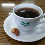 珈琲豆や - 本日のコーヒーはキリマンジャロ(216円)