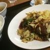 福園 - 料理写真:なかなか辛め ホイコーロー GOOD