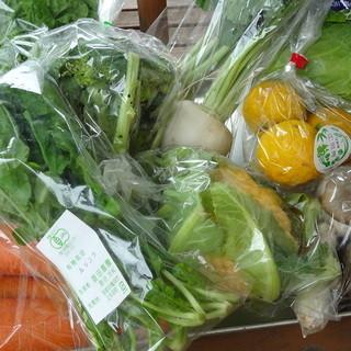 京都丹波で作られた安心・美味しい有機野菜