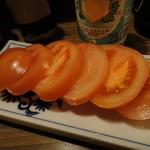 喜よし - 冷トマト